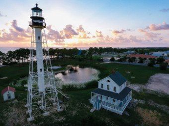 port st joe light house